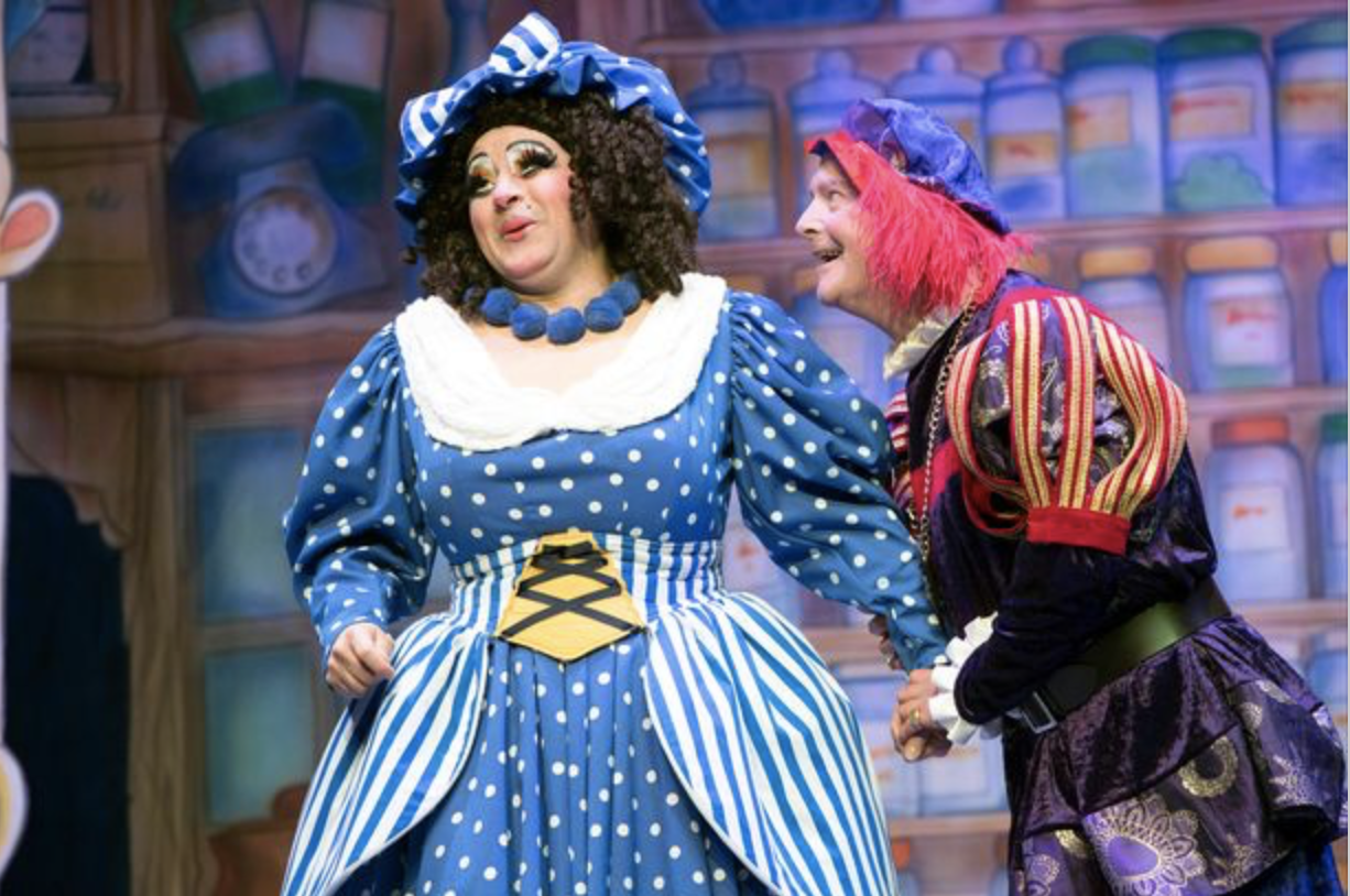 Pantomime trips for families