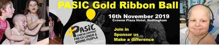 PASIC Gold Ribbon Ball: Business support and sponsorship