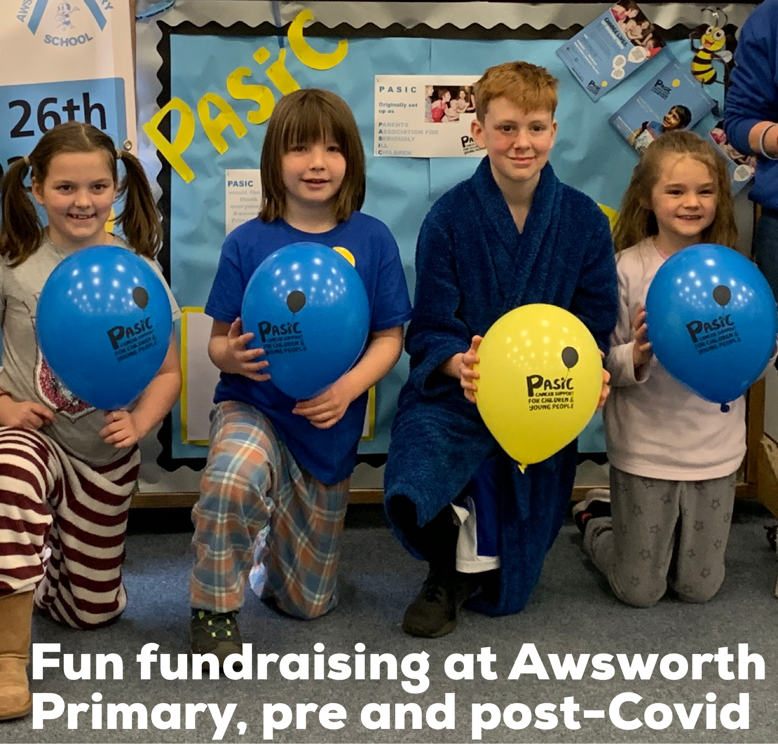 Help track down top-of-the class fundraisers