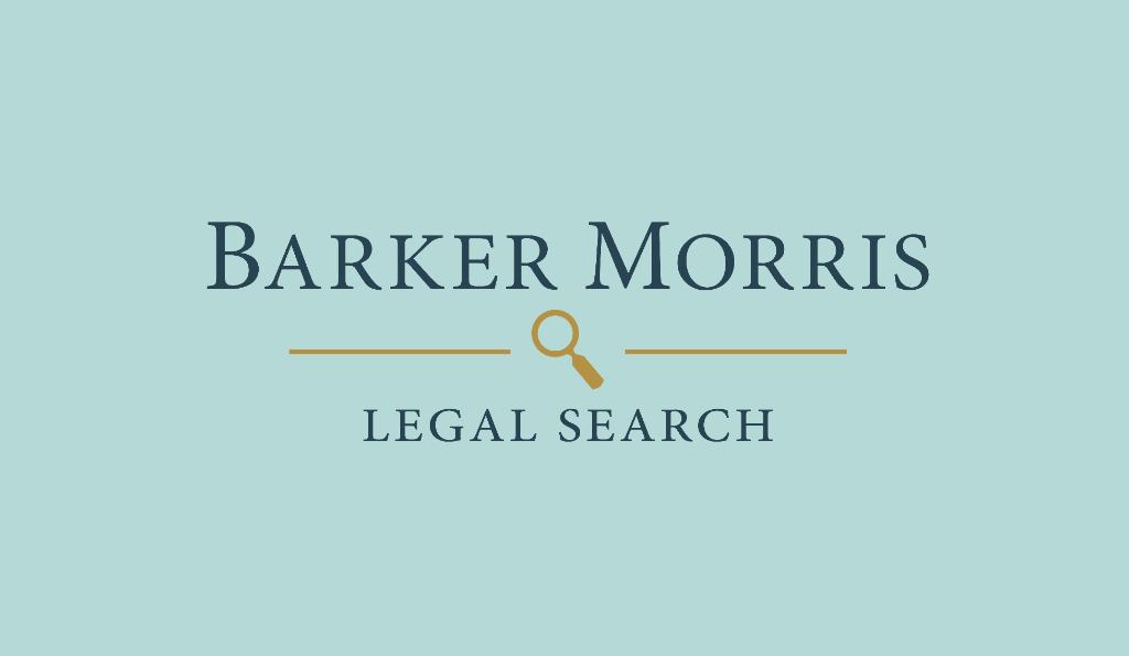 Barker Morris Legal Search make PASIC charity partner